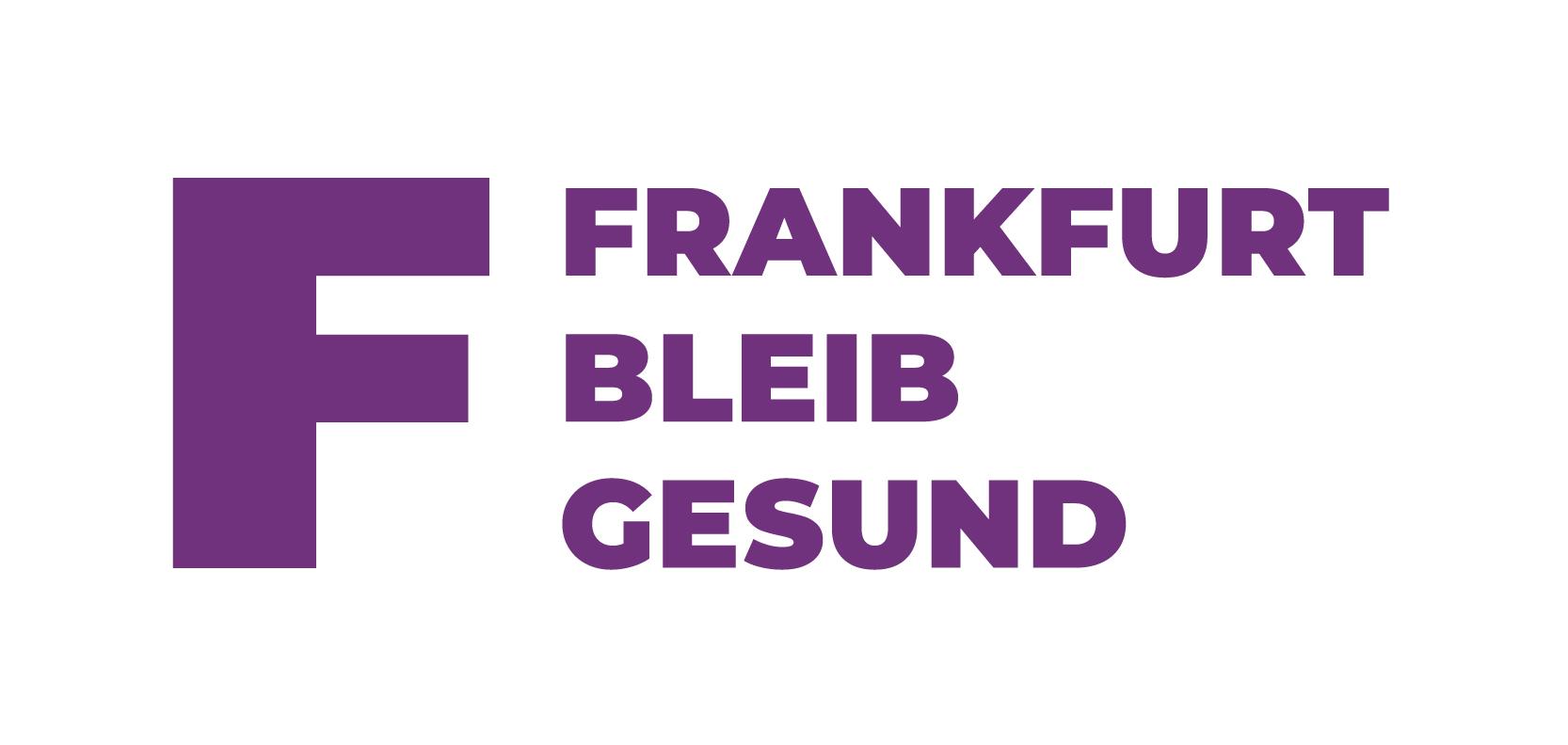 Frankfurt bleib gesund!